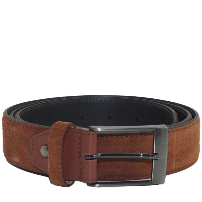 Belt Anthony Suede - Tan