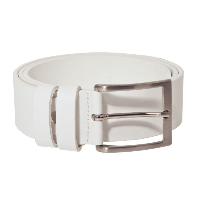 Riem Jary Calf Leather - White