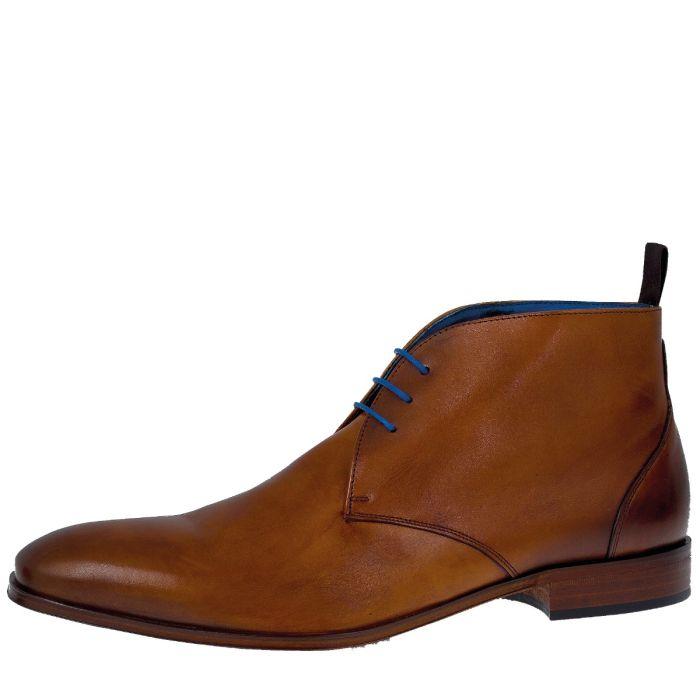 Hochzeitsschuh Eric Brandy Calf Leather