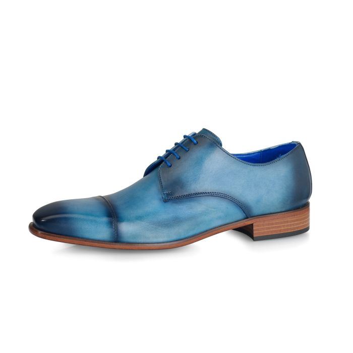 Wedding shoe Jens Milan Calf Leather - Bay