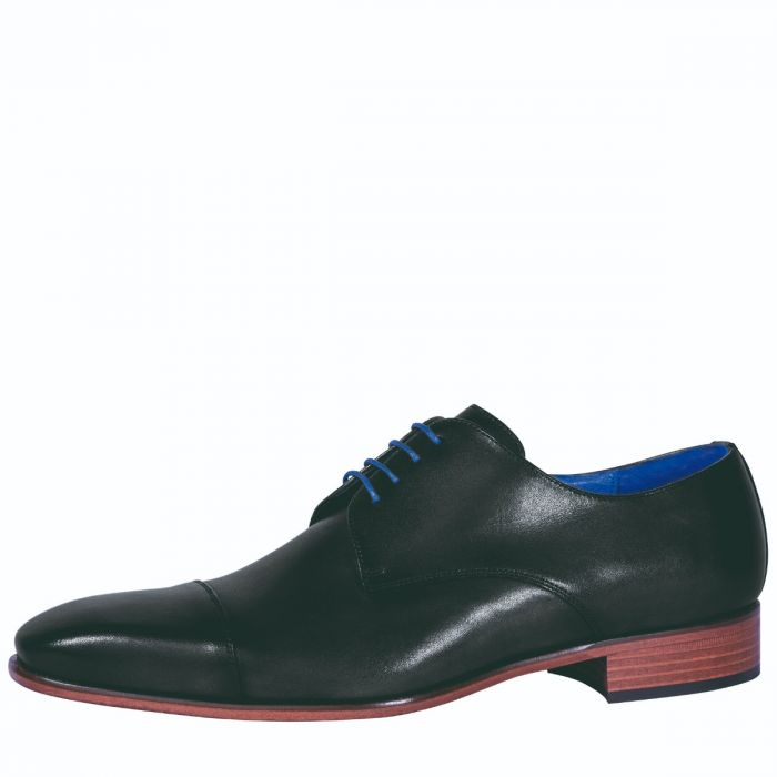 Hochzeitsschuh Jens Milan Calf Leather - Black