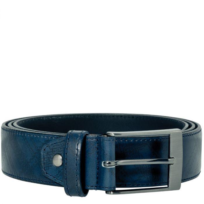 Belt Jeremy Scottish Calf Leather - Jeans