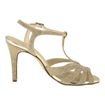 Annabel Gold Metallic