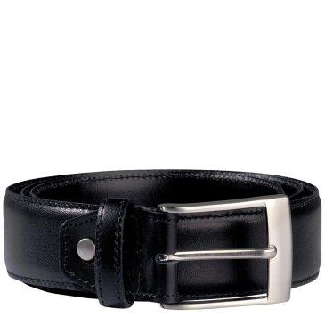 Tony Black Calf Leather