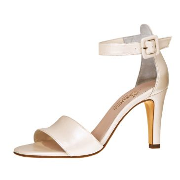 Bridal shoe Cherelle Perle Leather