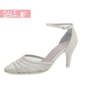 Bridal shoe Cilla Perle Leather