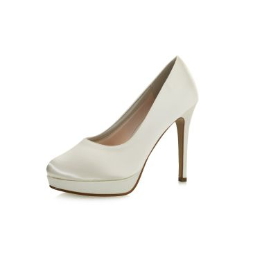 Bridal shoe Cindy Ivory Satin