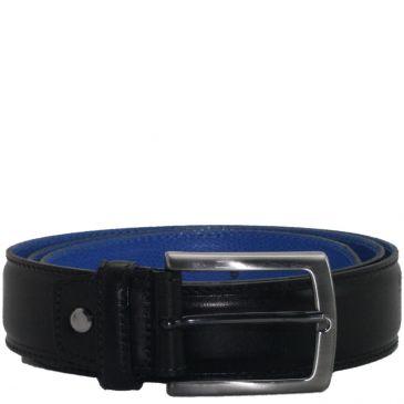 Vinny Calf Leather - Black