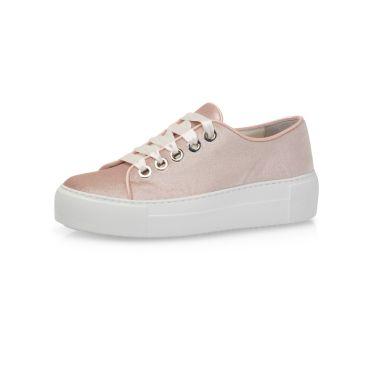 Bridal shoe Femm Blush Velvet