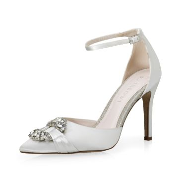 Bridal shoe Filippa Ivory Satin