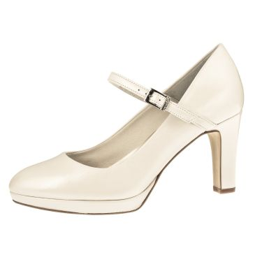 Bridal shoe Ingrid Perle Leather