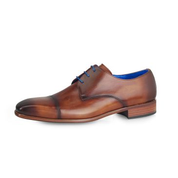 Jens Milan Calf Leather - Castano