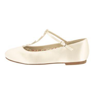 Bridal shoe Kady Ivory Satin