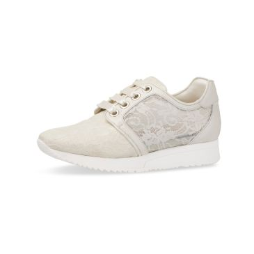 Lizzi Perle Lace Leather