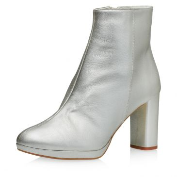 Miloe Silver- Gold Leather