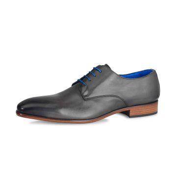 Oscar Calf Leather - Ash Grey