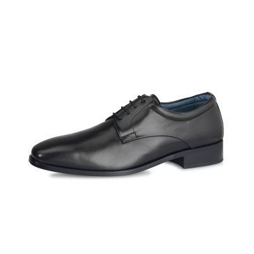Owen Black Calf Leather