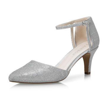 Sarina Silver Metallic