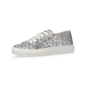 Suzan Silver Glitter