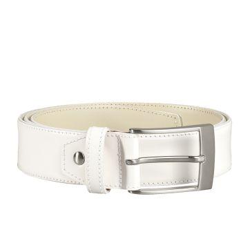 Tony Off-White Calf Leather